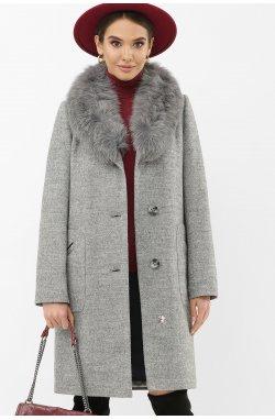 Пальто MS-191 Z — — GLEM67-св.серый