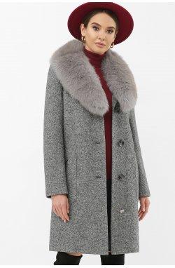 Пальто MS-191 Z — — GLEM73-серый