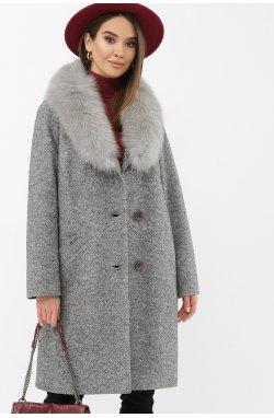 Пальто MS-207 Z — — GLEM73-серый