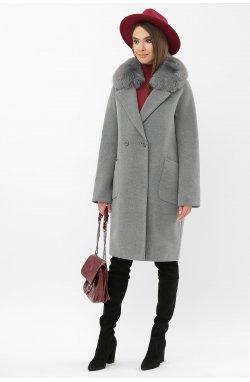 Пальто MS-233 Z — — GLEM130-т.серый