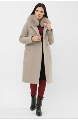 Пальто MS-233 Z — — GLEM131-св.серый