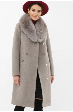 Пальто MS-255 Z — — GLEM129-серый