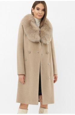 Пальто MS-255 Z — — GLEM132-бежевый
