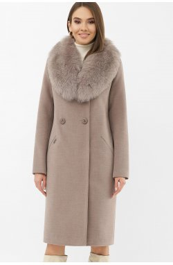 Пальто MS-255 Z — — GLEM211-т.бежевый