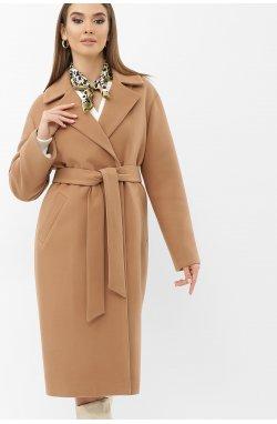Пальто женское MS-279 Z - GLEM, 6-т.бежевый