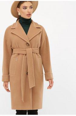 Пальто женское П-408-100 - GLEM, 239-песок