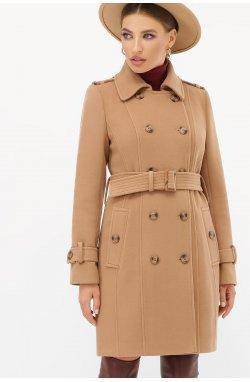 Пальто женское П-414-90 - GLEM, 239-песок