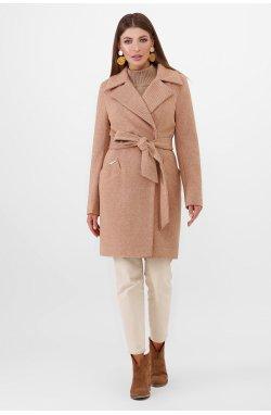 Пальто женское ПМ-100 - GLEM, 11-горчица