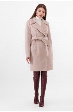 Пальто женское ПМ-100 - GLEM, 30-св.бежевый
