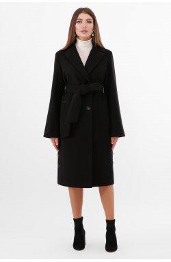 Пальто женское ПМ-104 - GLEM, черный