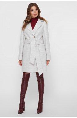 Пальто женское ПМ-111 - GLEM, белый