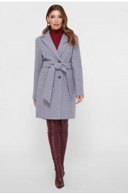 Пальто женское ПМ-111 - GLEM, серый