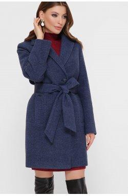 Пальто женское ПМ-111 - GLEM, синий