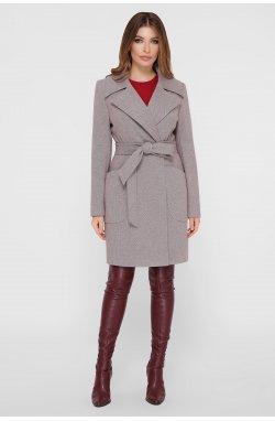 Пальто женское ПМ-123 - GLEM, 12-серый