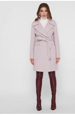 Пальто женское ПМ-123 - GLEM, 16-пудра