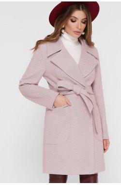 Пальто женское ПМ-123 - GLEM, 17-персик