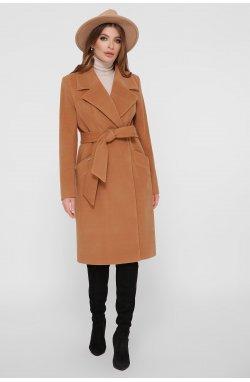 Пальто женское ПМ-125 - GLEM, 6-горчица