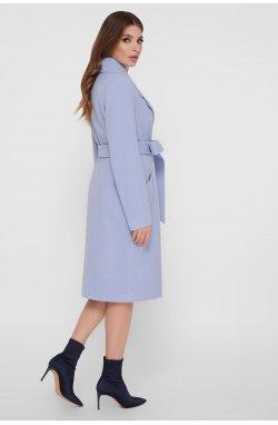 Пальто женское ПМ-125 - GLEM, 67-голубой