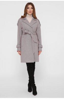 Пальто женское ПМ-129 - GLEM, 12-серый