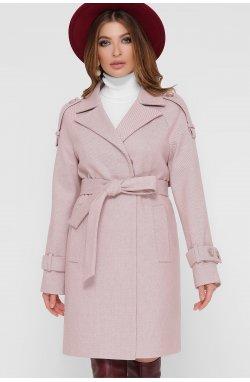 Пальто женское ПМ-129 - GLEM, 17-персик