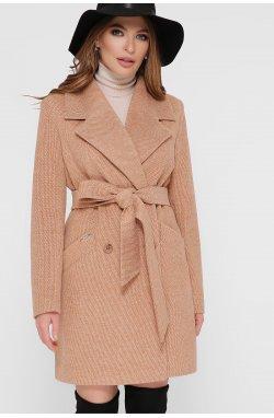 Пальто женское ПМ-132 - GLEM, 11-горчица