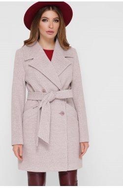 Пальто женское ПМ-132 - GLEM, 26-св.серый