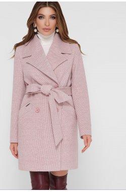 Пальто женское ПМ-132 - GLEM, 27-пудра