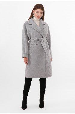 Пальто женское ПМ-135 - GLEM, 294-серый