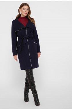 Пальто женское ПМ-29 - GLEM, синий
