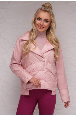 Куртка 18-006 - GLEM, пудра