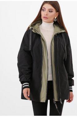 Куртка 2103 - GLEM, 701/404-черный-св.хаки