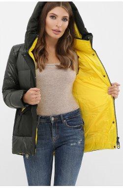 Куртка женская 289 - GLEM, 13-серо-зеленый
