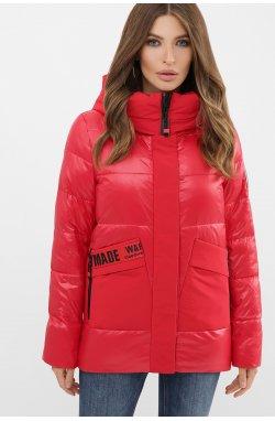 Куртка женская 289 - GLEM, 14-красный