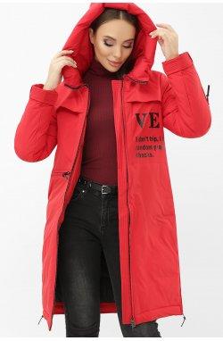 Куртка женская 295 - GLEM, 14-красный
