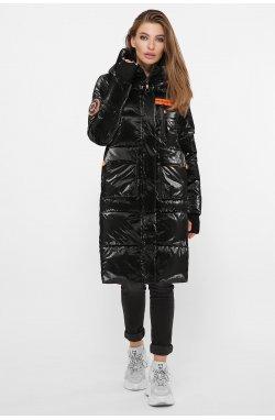 Куртка женская 298 - GLEM, 01-черный-оранжевый