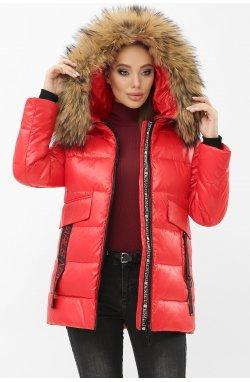 Куртка женская 8003 - GLEM, 04-красный