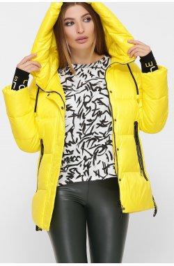 Куртка женская 8290 - GLEM, 06-желтый