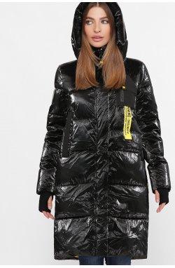 Куртка женская В-2103 - GLEM, 01-черный-желтый