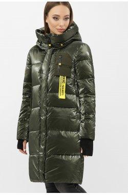 Куртка женская В-2103 - GLEM, 13-хаки-желтый