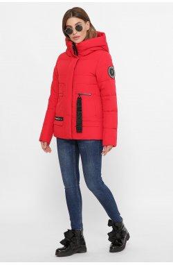 Куртка женская М-2081 - GLEM, 19-красный