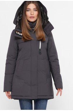 Куртка женская М-2082 - GLEM, 28-т.серый