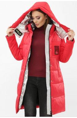 Куртка женская М-2085 - GLEM, 19-красный