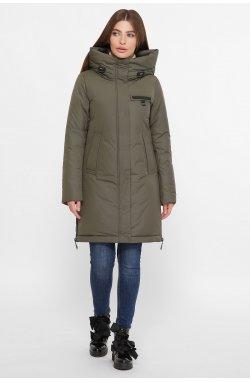 Куртка женская М-2091 - GLEM, 16-хаки