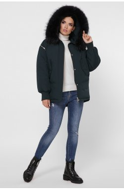 Куртка женская М-74 - GLEM, 13-изумруд