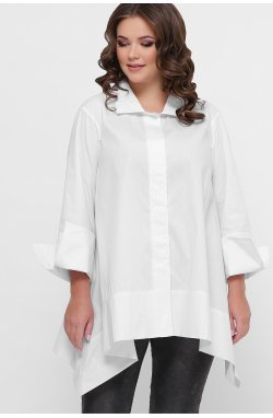 0601 Рубашка - GLEM, белый