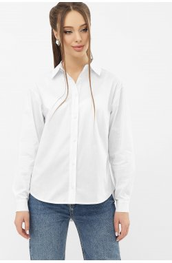 Блуза Пайра д/р - GLEM, белый