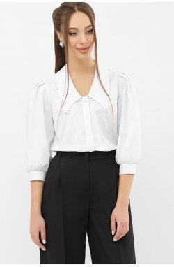 Блуза Саяна 3/4 - GLEM, белый