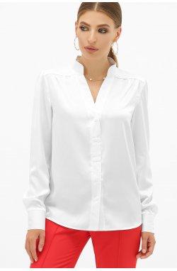 Блуза Эльвира-2 д/р - GLEM, белый