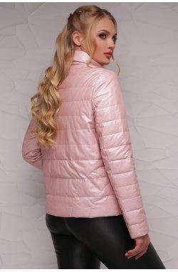 Куртка женская 18-126(б) - GLEM, пудра