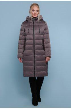 Куртка женская 18-197-Б - GLEM, серо-зелёный